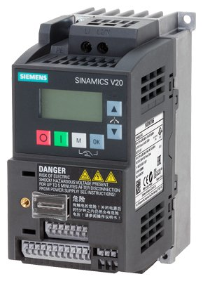 Siemens Sinamics V20 6SL3210-5BB17-5UV1
