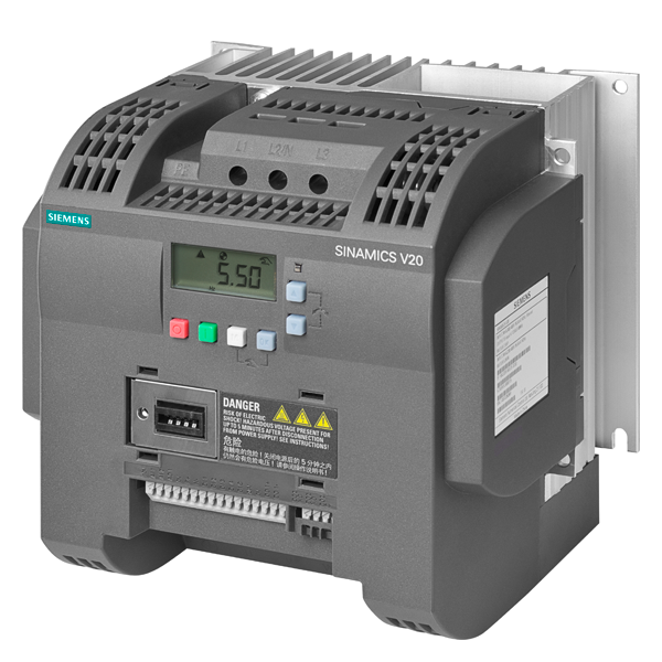 Siemens Sinamics V20 6SL3210-5BB23-0UV0